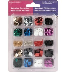 Sequins Assortment (10724-8001)