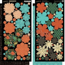 Graphic 45 Couture Flowers (4500829)