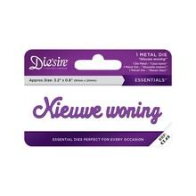 Die'sire Nieuwe Woning Words Metal Die (DS-E-W-72-NL)