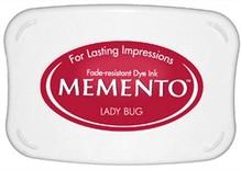 Tsukineko Memento Lady Bug Dye Ink Pad (ME-300)