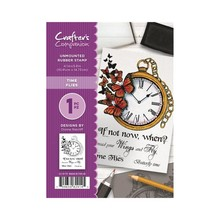 Crafter's Companion Times Flies Unmounted Rubber Stamp Set (CC-ST-TF)
