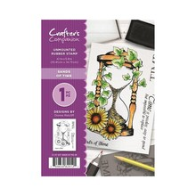 Crafter's Companion Sands Of Time Unmounted Rubber Stamp Set (CC-ST-SOT)