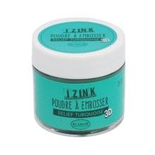 Aladine Embossing Powder 25 ml Turquoise (10207)