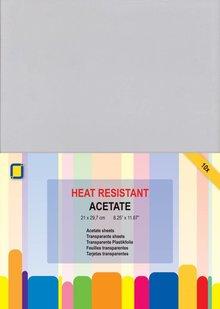 JEJE Produkt Acetate Sheets Heat Resistant A4 (3.1030)