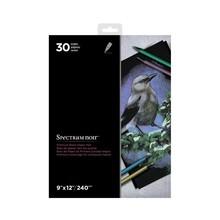 Spectrum Noir Premium Black Paper Pad (SPECN-BPPAD9)