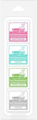 Lawn Fawn Premium Dye Ink Gazebo Cube Pack (LF1398)