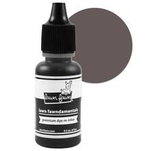 Lawn Fawn Premium Dye Re-Inker Soot (LF1080)