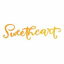 Ultimate Crafts Hot Foil Stamp Sweetheart (ULT158097)