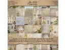 Idea-ology Wallflower 12x12 Inch Paper Stash (TH93110)