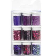 Paperpads.nl SELECT Glitter Set Purple (12194-9405)