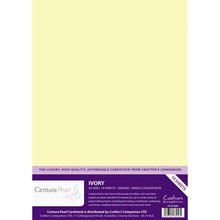 Crafter's Companion Centura Pearl Ivory (CP10-IVORY)