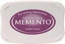 Tsukineko Memento Sweet Plum Dye Ink Pad (ME-506)