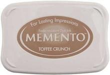 Tsukineko Memento Toffee Crunch Dye Ink Pad (ME-805)