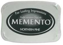 Tsukineko Memento Northern Pine Dye Ink Pad (ME-709)