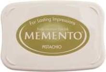 Tsukineko Memento Pistachio Dye Ink Pad (ME-706)
