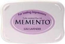 Tsukineko Memento Lulu Lavender Dye Ink Pad (ME-504)