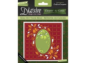 Die'sire Ring Out Those Bells Create-A-Card Die (DS-CADX-BELL)