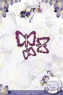 Precious Marieke Butterflies Die (PM10003)