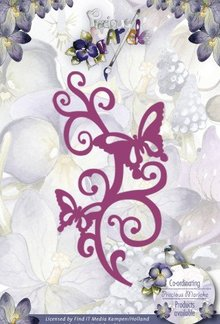 Precious Marieke Swirl Die (PM10012)