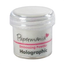 Papermania Embossing Powder Holographic (PMA 4021002)