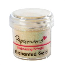 Papermania Embossing Powder Enchanted Gold (PMA 4021004)