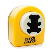 Punch Bunch Large Punch - Bear Front