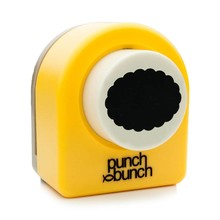 Punch Bunch Large Punch - Scalloped Oval 29mm