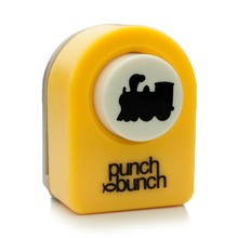 Punch Bunch Small Punch - Train