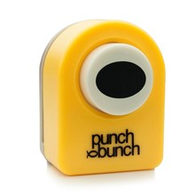 Punch Bunch Small Punch - Oval 14mm, 1/2 inch