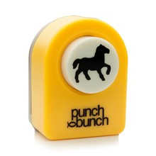 Punch Bunch Small Punch - Horse