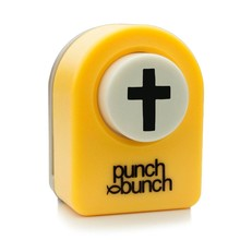 Punch Bunch Small Punch - Cross