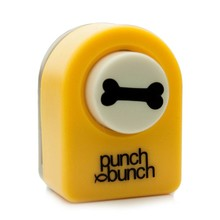Punch Bunch Small Punch - Bone