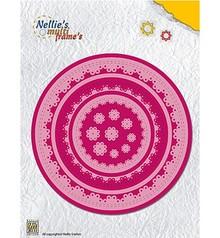 Nellie Snellen Multi Frame Doily 1 (MFD106)