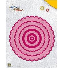 Nellie Snellen Multi Frame Doily 2 (MFD107)