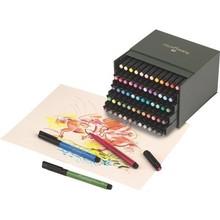 Faber Castell Tekenstift Pitt Artist Pen Brush 60-delig Studiobox (FC-167150)