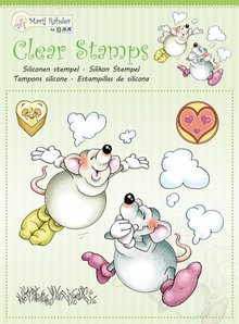 Marij Rahder Clear Stamps Mouses 1 (9.0050)
