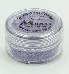 Mboss Embossing Powder Purple (390105)