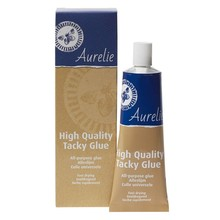 Aurelie High Quality Tacky Glue 80 ml (AUGL1001) OP=OP!