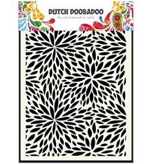 Dutch Doobadoo Dutch Mask Art A5 Floral Waves (470.715.115)