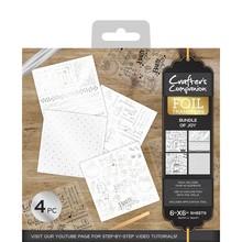 Crafter's Companion Foil Transfers - Bundle Of Joy (CC-FOILTR-JOY)