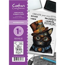 Crafter's Companion Marmaduke Unmounted Rubber Stamp Set (CC-ST-MARM)