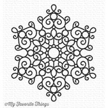 My Favorite Things Mesmerising Mandala Background Stamp (BG-94)