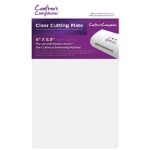 Crafter's Companion Gemini Junior - Clear Cutting Plate (GEMJR-ACC-CLEP)