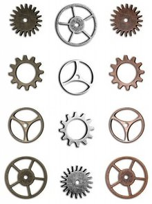 Idea-ology Sprocket Gears (12 Stuks)