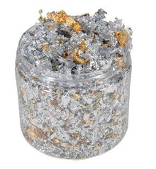 Cosmic Shimmer Gilding Flakes Silver Dream (CSGFSILVDREAM)