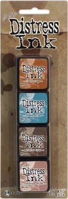 Ranger Mini Distress Pad Kit #6 (TDPK40361)