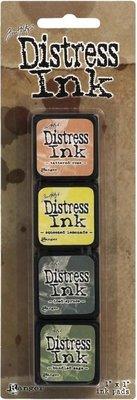 Ranger Mini Distress Pad Kit #10 (TDPK40408)