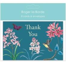 Roger La Borde Thank You Notecard Pack (NS 250)