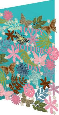 Roger La Borde Mapledown Mother's Day Lasercut Card (GC 1792M)