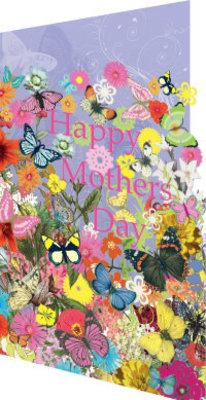 Roger La Borde Bohemian Mother's Day Lasercut Card (GC 1869M)